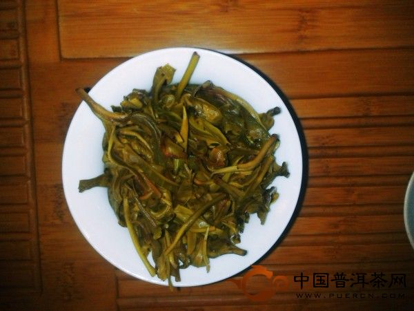2012春季普洱茶名山名寨开采以及价格行情(3/1)