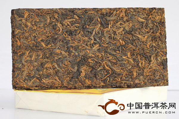 龙园号普洱茶龙园精品砖