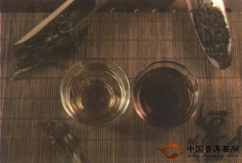 (普洱生茶)的制作方法及其工艺流程!