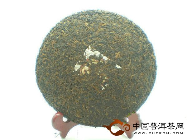 大经典(熟) 勐海班章茶厂2011年老曼峨普洱茶