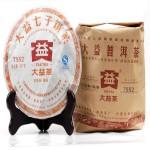 2011勐海茶厂大益普洱茶7552 201