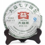 2011勐海茶厂大益普洱茶8592 103批