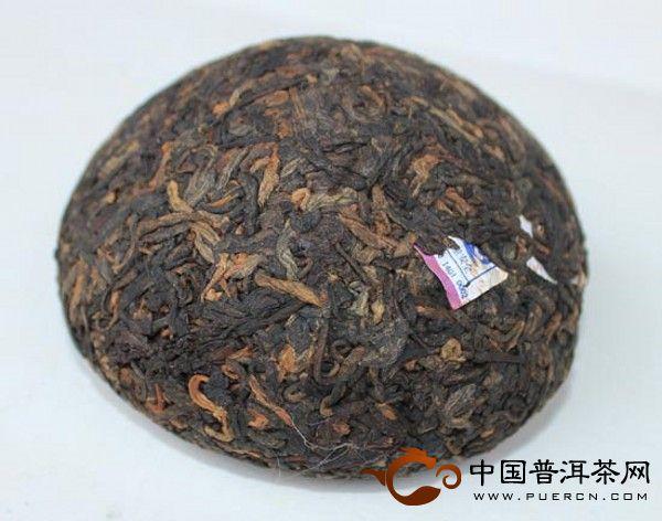 2010勐海茶厂大益普洱茶贡沱001批