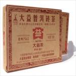2011勐海茶厂大益普洱茶7562 002