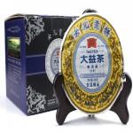 2011勐海茶厂大益普洱茶女儿贡101