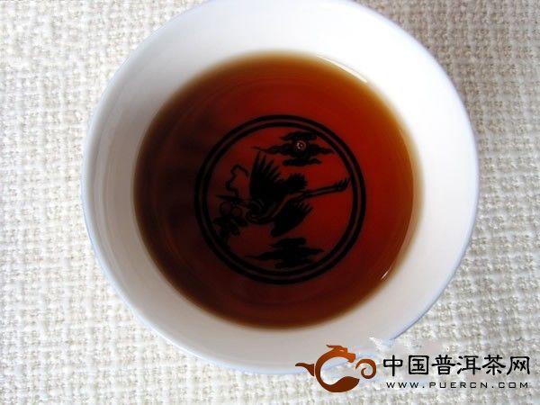 大益普洱茶纯干仓乔木大叶