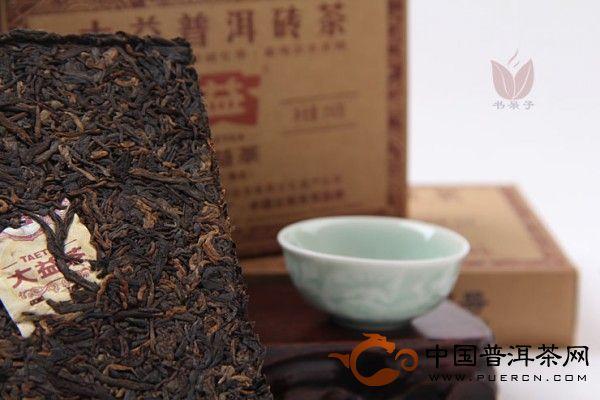 大益普洱茶7562 101批