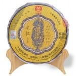 2009勐海茶厂大益普洱茶大龙柱001