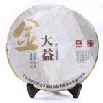 2011勐海茶厂大益普洱茶高山源韵101批