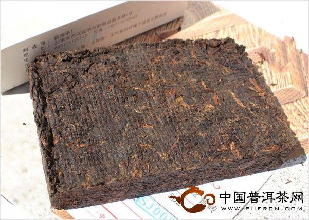 2005勐海茶厂大益普洱茶7562 502批