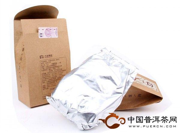 2010勐海茶厂大益普洱茶金枝玉叶101