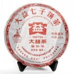2010勐海茶厂大益普洱茶普知味 001批