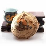 2010勐海茶厂大益普洱茶V93 602批