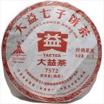 2010勐海茶厂大益普洱茶7572 006批