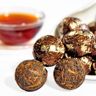 2012年龙宝茶厂新益号精品普洱沱茶