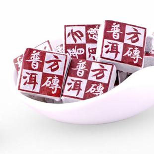 2011年龙宝茶厂新益号普洱茶醇味普洱方砖