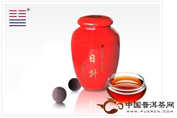 2011蒙顿茶制品蒙顿普洱茶:日升
