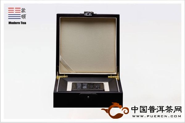2011蒙顿茶制品蒙顿普洱茶膏皇印系列之敕命之宝