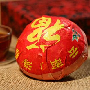 2012年龙宝茶厂新益号普洱茶福沱