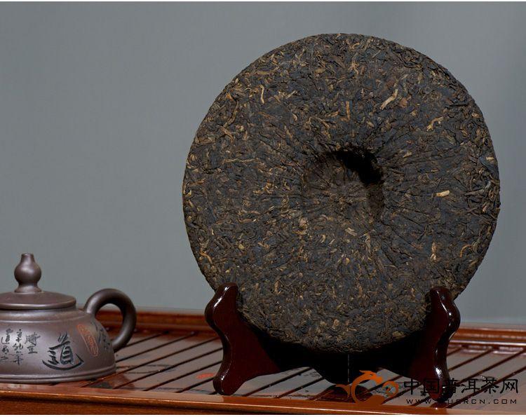 新益号普洱茶勐海老树茶