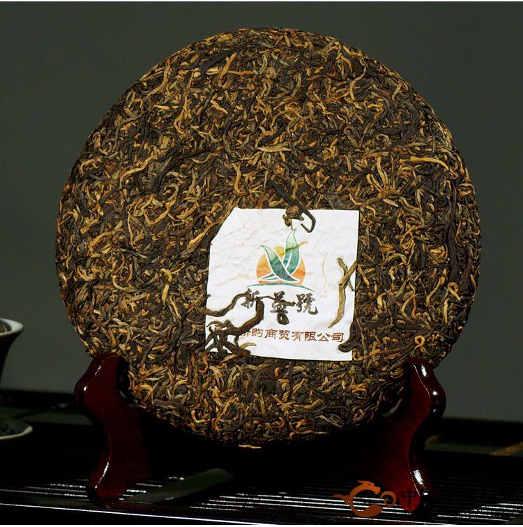 新益号普洱茶茶皇贡饼