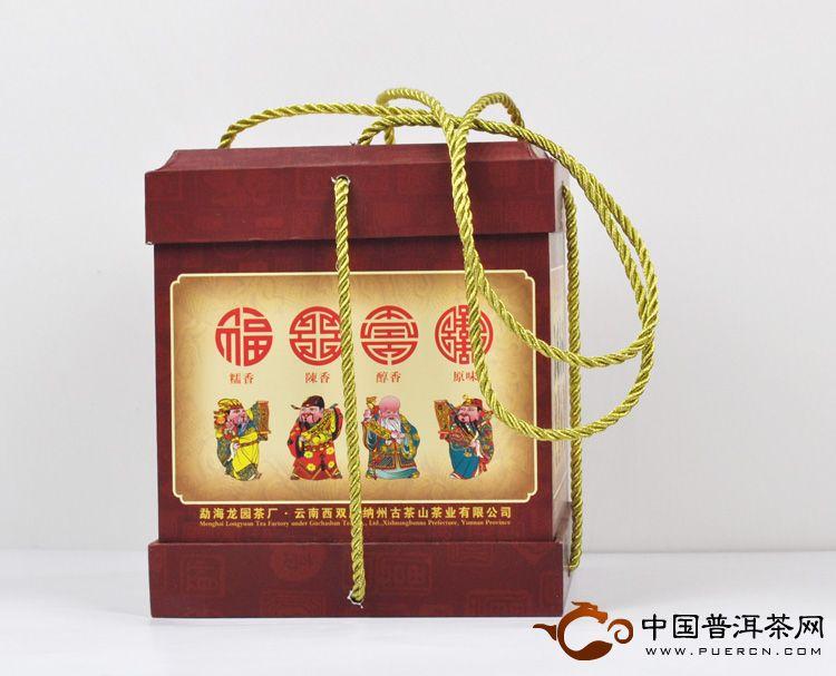 海龙园茶厂福禄寿禧