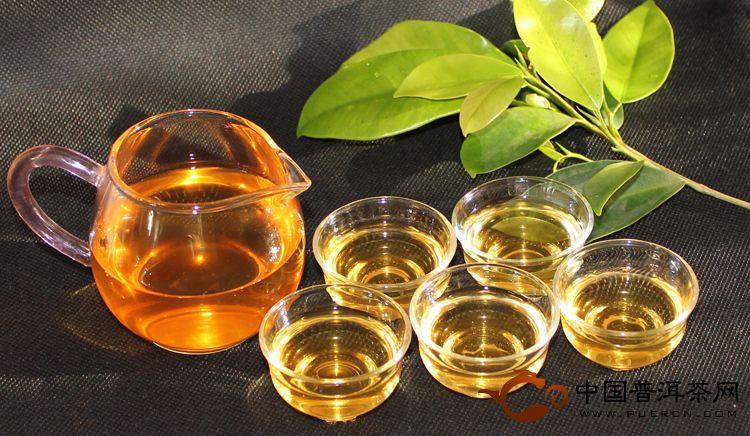 勐海龙园茶厂老茶树砖