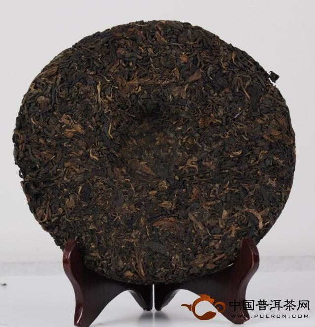 勐海龙园茶厂火烧饼