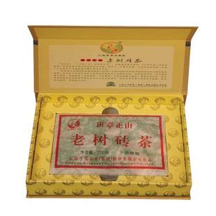 2010年下关茶厂下关易武正山老树砖
