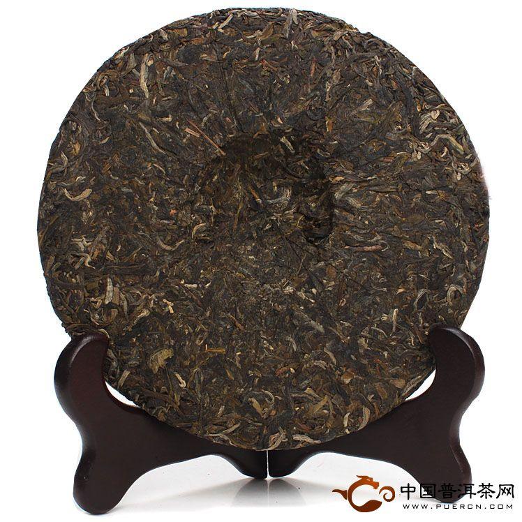 2011年下关茶厂下关勐宋高山生茶