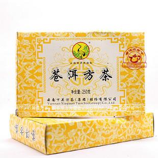 2011年下关茶厂下关苍洱方茶