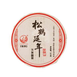 2010年下关茶厂下关松鹤延年
