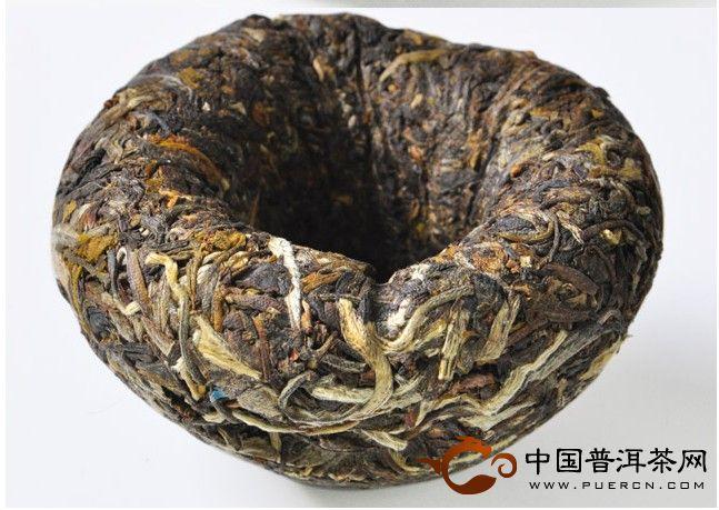 2012下关茶厂下关苍洱沱茶