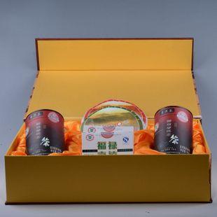 2008年中茶牌砖饼沱礼盒生茶