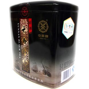 2012年昆明茶厂中茶牌特级云南红茶