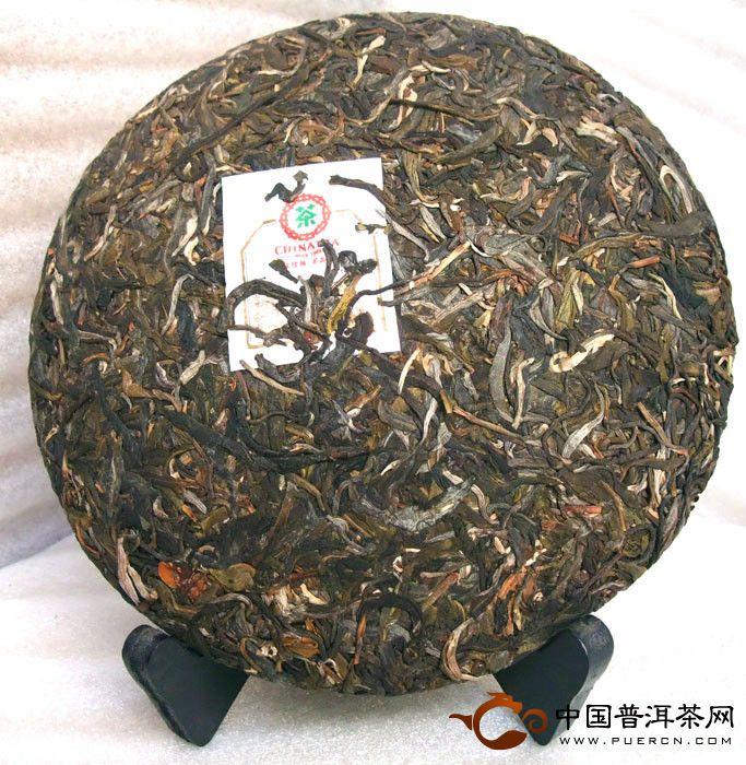 中茶牌景迈山