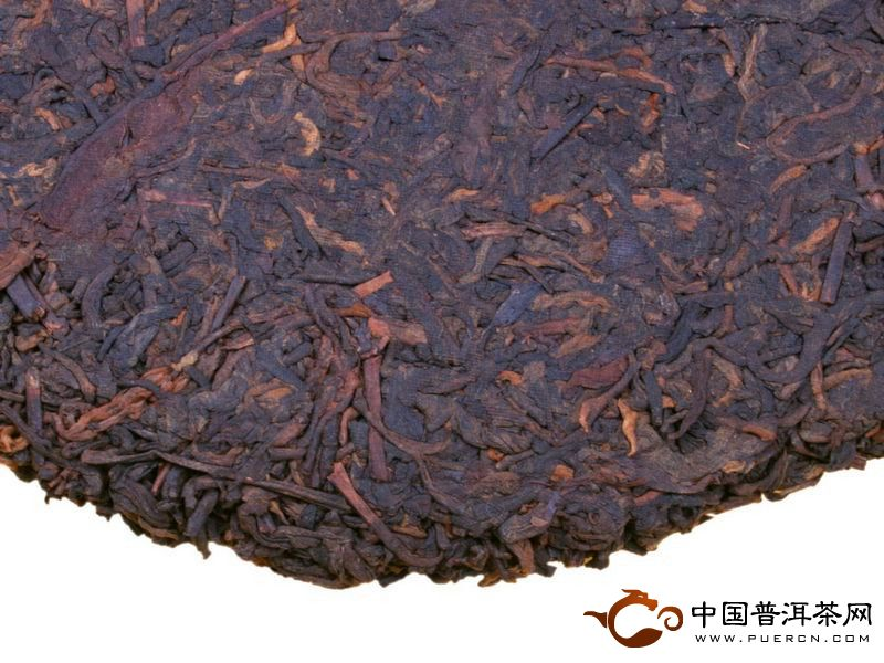 中茶牌勐革圆茶