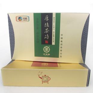 2011年昆明茶厂中茶牌中茶厚德茶砖