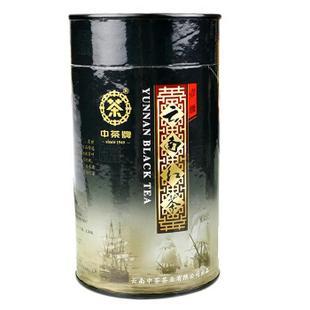 2011年昆明茶厂中茶牌滇红中茶