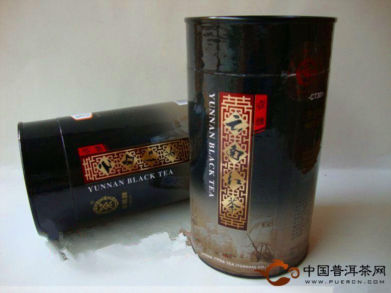 中茶牌滇红中茶