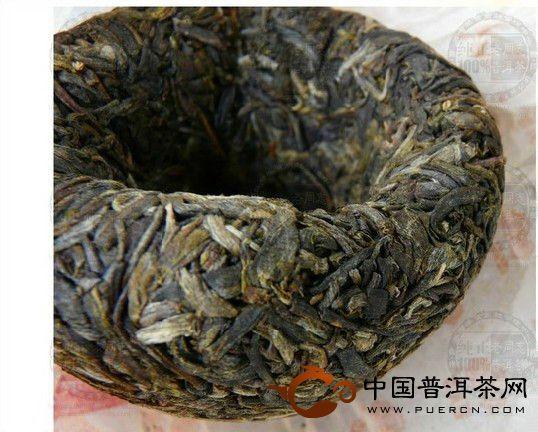 968青沱老同志普洱茶