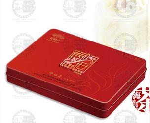 传世奇香-红韵老同志普洱茶海湾茶厂2009年