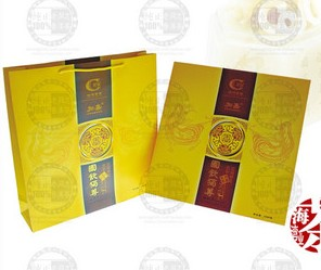 国饮独尊礼盒老同志普洱茶海湾茶厂2006年