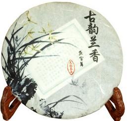 2010年天弘茶业古韵兰香