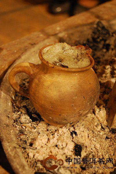 拉祜族丁香茶