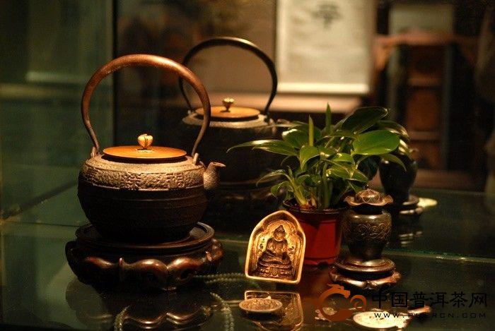 日本老铁壶