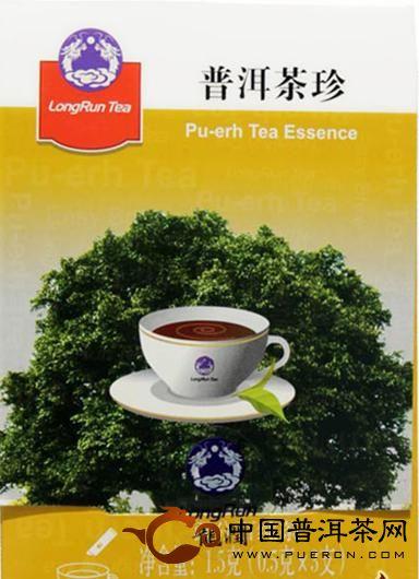 龙润普洱茶珍的制作工艺
