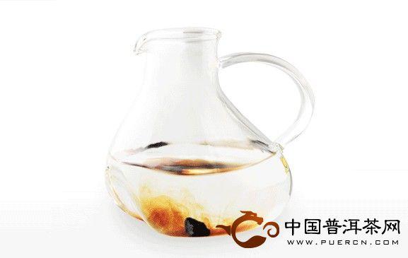 蒙顿茶膏的冲泡步骤(图解)