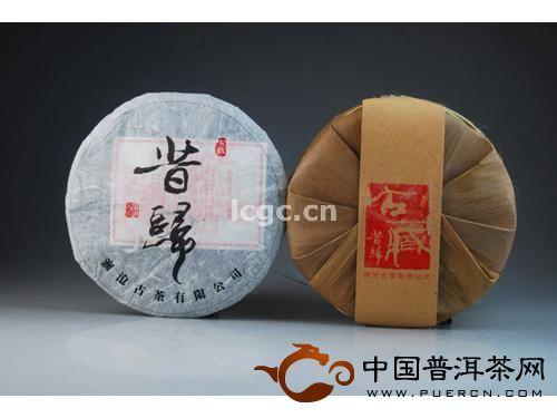 澜沧古茶:新品昔归古树茶