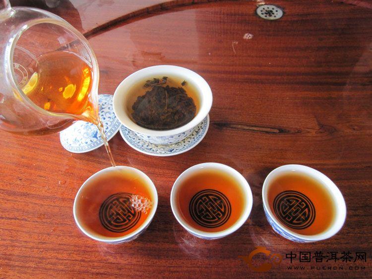 普洱茶生茶和熟茶减肥功效